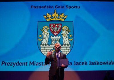 Poznańska Gala Sportu 2017, z tańcem w tle 6 - Start Poznań