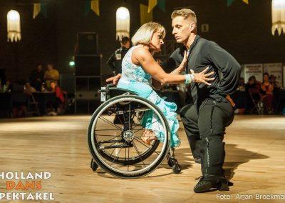 Sukcesy medalowe naszej pary tanecznej w Holandii 3 - Start Poznań