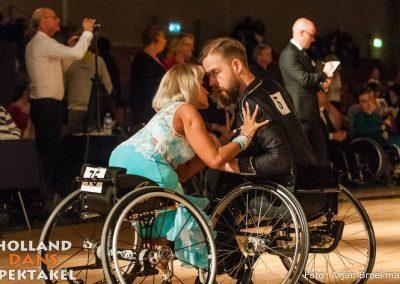 Sukcesy medalowe naszej pary tanecznej w Holandii 4 - Start Poznań