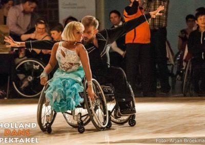 Sukcesy medalowe naszej pary tanecznej w Holandii 5 - Start Poznań