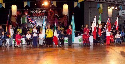 Sukcesy medalowe naszej pary tanecznej w Holandii 1 - Start Poznań