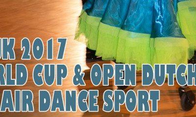 Sukcesy medalowe naszej pary tanecznej w Holandii 6 - Start Poznań