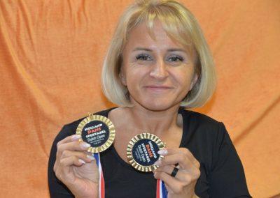 Sukcesy medalowe naszej pary tanecznej w Holandii 7 - Start Poznań