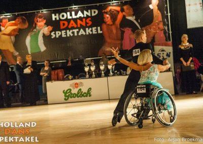 Sukcesy medalowe naszej pary tanecznej w Holandii 8 - Start Poznań