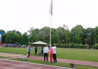 12 medali poznaniaków w Białymstoku Lekkoatletyka 11 - Start Poznań