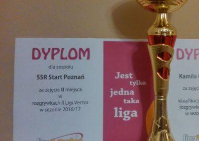 Kręglarze w I lidze !!! Kręglarstwo 1 - Start Poznań