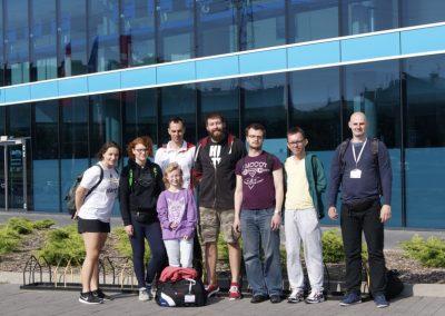 Poznański Start na MP Osób Niepełnosprawnych w Pływaniu 2 - Start Poznań