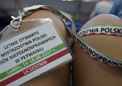 Poznański Start na MP Osób Niepełnosprawnych w Pływaniu 17 - Start Poznań