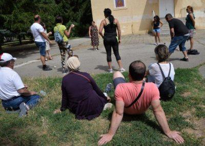 Dzamija, Tas, Кизия – 3 Traditional games from 3 countries START Erasmus + Sport 15 - Start Poznań