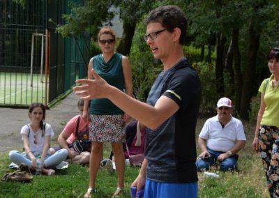 Dzamija, Tas, Кизия – 3 Traditional games from 3 countries START Erasmus + Sport 16 - Start Poznań