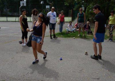 Dzamija, Tas, Кизия – 3 Traditional games from 3 countries START Erasmus + Sport 17 - Start Poznań