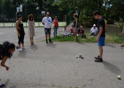 Dzamija, Tas, Кизия – 3 Traditional games from 3 countries START Erasmus + Sport 18 - Start Poznań