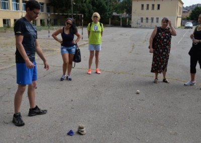 Dzamija, Tas, Кизия – 3 Traditional games from 3 countries START Erasmus + Sport 20 - Start Poznań