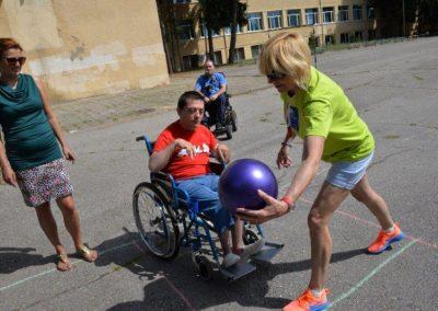 Dzamija, Tas, Кизия – 3 Traditional games from 3 countries START Erasmus + Sport 31 - Start Poznań