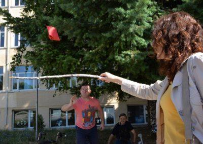 Dzamija, Tas, Кизия – 3 Traditional games from 3 countries START Erasmus + Sport 39 - Start Poznań