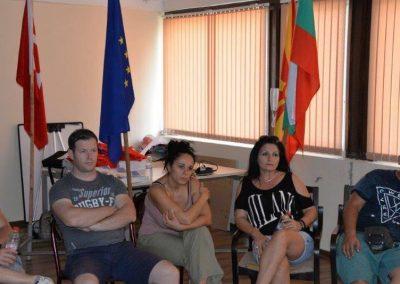 """START"" Erasmus+Sport project kick-off meeting in Bulgaria START Erasmus + Sport 13 - Start Poznań"