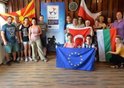 """START"" Erasmus+Sport project kick-off meeting in Bulgaria START Erasmus + Sport 23 - Start Poznań"