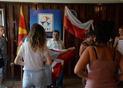 """START"" Erasmus+Sport project kick-off meeting in Bulgaria START Erasmus + Sport 5 - Start Poznań"