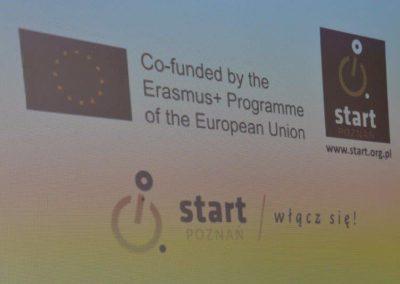 """START"" Erasmus+Sport project kick-off meeting in Bulgaria START Erasmus + Sport 8 - Start Poznań"