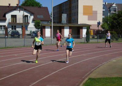 Juniorzy z sukcesami na MP w Kozienicach Lekkoatletyka 2 - Start Poznań