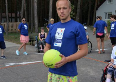 Game from FYR of Macedonia START Erasmus + Sport 4 - Start Poznań