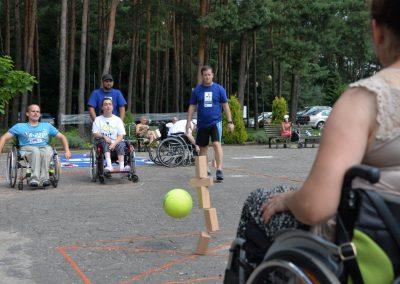 Game from FYR of Macedonia START Erasmus + Sport 7 - Start Poznań