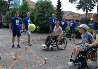 Game from FYR of Macedonia START Erasmus + Sport 8 - Start Poznań