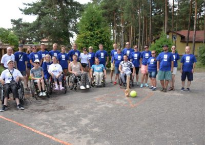 Game from FYR of Macedonia START Erasmus + Sport 10 - Start Poznań