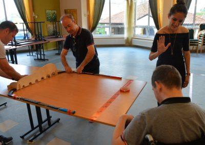 Game from Turkey : BİLYE/MİSKET OYUNU (eng. MARBLE GAME) START Erasmus + Sport 7 - Start Poznań
