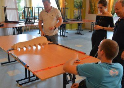 Game from Turkey : BİLYE/MİSKET OYUNU (eng. MARBLE GAME) START Erasmus + Sport 10 - Start Poznań