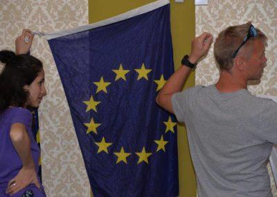 Holes - Yamichki START Erasmus + Sport 2 - Start Poznań