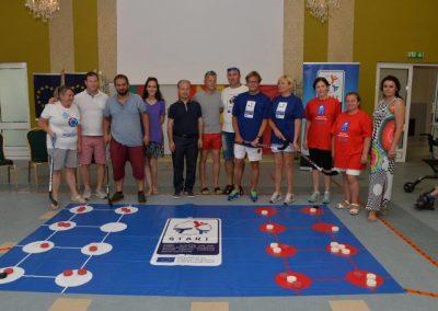 Holes - Yamichki START Erasmus + Sport 18 - Start Poznań