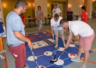 Holes - Yamichki START Erasmus + Sport 19 - Start Poznań