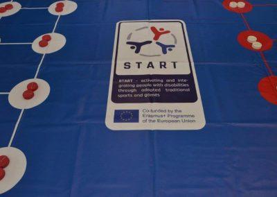 Holes - Yamichki START Erasmus + Sport 6 - Start Poznań