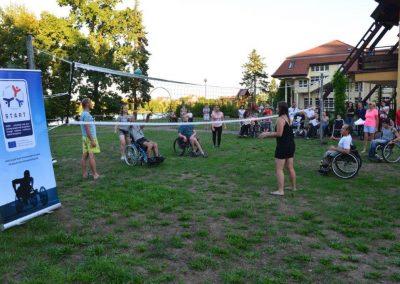 Summary meeting in Poland, Wagrowiec has just started START Erasmus + Sport 2 - Start Poznań