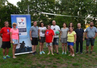 Summary meeting in Poland, Wagrowiec has just started START Erasmus + Sport 16 - Start Poznań