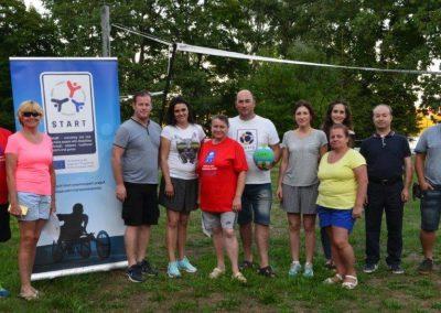 Summary meeting in Poland, Wagrowiec has just started START Erasmus + Sport 1 - Start Poznań