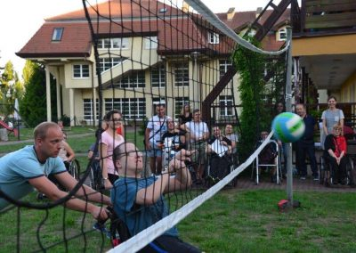 Summary meeting in Poland, Wagrowiec has just started START Erasmus + Sport 7 - Start Poznań