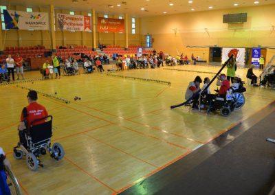 IV turniej eliminacyjny do Mistrzostw Polski w Bocci w Wągrowcu. Boccia 15 - Start Poznań