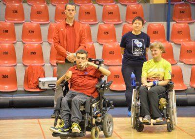 IV turniej eliminacyjny do Mistrzostw Polski w Bocci w Wągrowcu. Boccia 33 - Start Poznań