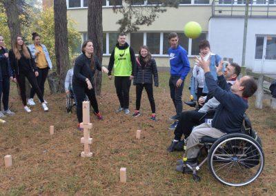 Project activity – event in Wągrowiec,Poland START Erasmus + Sport 1 - Start Poznań