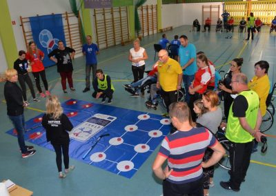 START Project Event in Konin, Poland START Erasmus + Sport 10 - Start Poznań