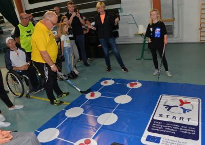 START Project Event in Konin, Poland START Erasmus + Sport 26 - Start Poznań