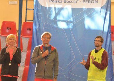 W Wągrowcu - kolebce Polskiej Bocci rozpoczął się IV TURNIEJ ELIMINACYJNY do MISTRZOSTW POLSKI w BOCCI 7 - Start Poznań
