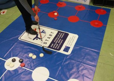 Project activity event in Macedonia START Erasmus + Sport 4 - Start Poznań