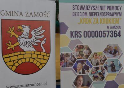 Project activity – event in Zamość, Poland START Erasmus + Sport 4 - Start Poznań