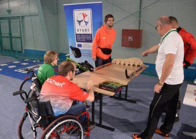 Project activity – event in Zamość, Poland START Erasmus + Sport 6 - Start Poznań