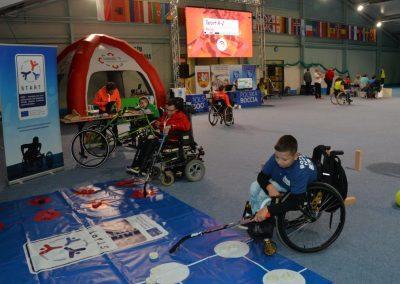 Project activity – event in Zamość, Poland START Erasmus + Sport 9 - Start Poznań