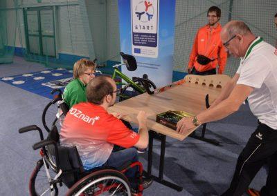 Project activity – event in Zamość, Poland START Erasmus + Sport 11 - Start Poznań