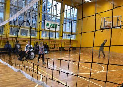 Project activity – Promotional event for students, Poznan , Poland START Erasmus + Sport 2 - Start Poznań